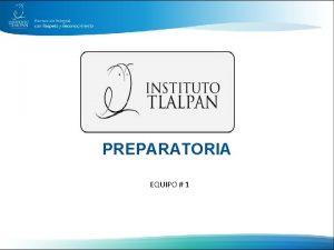 PREPARATORIA EQUIPO 1 INTEGRANTES Y ASIGNATURAS FSICA III
