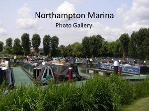 Northampton Marina Photo Gallery Moorings Northampton Marina has