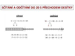 STN A ODTN DO 20 S PECHODEM DESTKY
