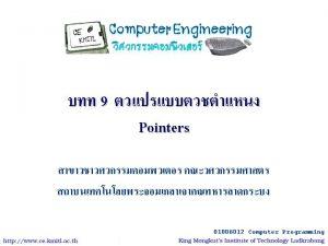 9 1 01006012 Computer Programming Address 0000 0001