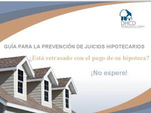 Qu es un Juicio Hipotecario El Juicio Hipotecario