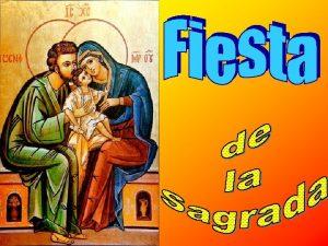 La Liturgia nos presenta hoy a la SAGRADA