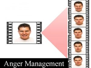 Anger Management Course Objectives Explain What is Anger