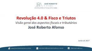 Especialista em finanas pblicas Revoluo 4 0 Fisco