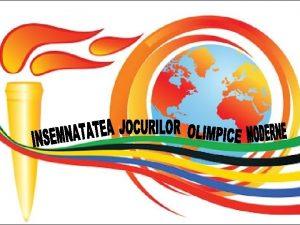 Cel mai important lucru la Jocurile Olimpice nu