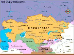 Jzyk kazachski kaz jzyk nalecy do podgrupy kipczackonogajskiej