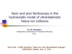Kaon and pion femtoscopy in the hydrokinetic model