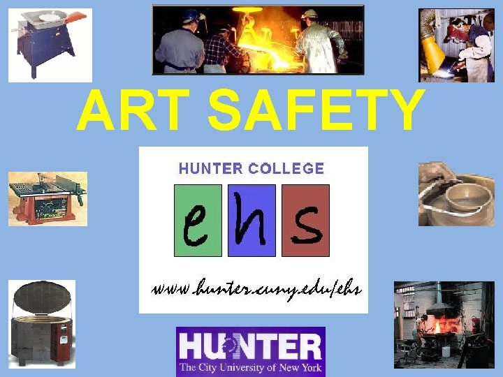 ART SAFETY ART SAFETY Common misconception that Art