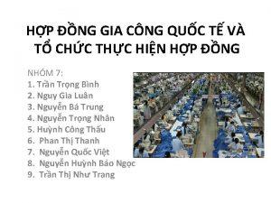 HP NG GIA CNG QUC T V T