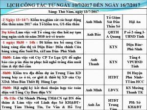 LCH CNG TC T NGY 1072017 N NGY