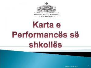 TIRAN 17 04 2014 1 Karta e Performancs