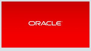Open World 2018 HCM Cloud Oracle Krithika Bhat