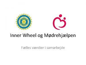 Inner Wheel og Mdrehjlpen Flles vrdier i samarbejde