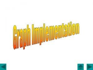 Graph Terminology A graph consists of a set