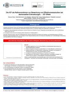 Die ICF als Referenzrahmen zur Bewertung von Effektivenessstudien