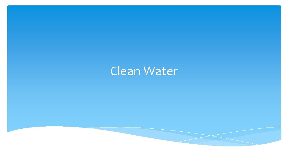 Clean Water Filtration Project Clean Water Science Kit
