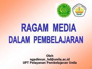 Oleh ngadimunhdunila ac id UPT Pelayanan Pembelajaran Unila