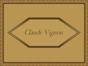 Claude Vignon nascido em Tours em 19 de