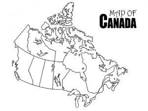 POLITIc AL Canadian Shield Hudson St Lawrence River
