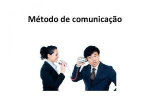 Mtodo de comunicao http www leapinstitute orgbooks Mtodo