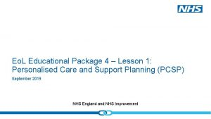 Eo L Educational Package 4 Lesson 1 Personalised