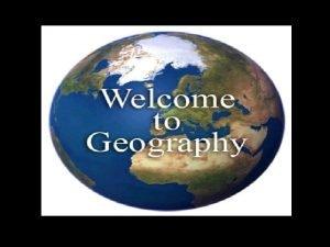 GEOGRAFI Kata geografi berasal dari geobumi dan grapheinmencitra