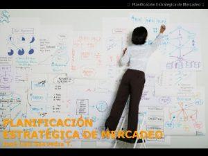Planificacin Estratgica de Mercadeo 1 PLANIFICACIN ESTRATGICA DE