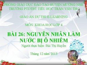 PHNG GIO DC O TO HUYN MNG NH