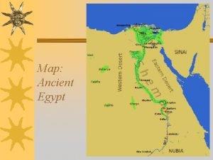 Map Ancient Egypt Unit 3 Ancient Egypt Essential