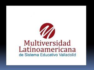 MULTIVERSIDAD LATINOAMERICANA CAMPUS TONAL INFORMTICA II TIPOS DE