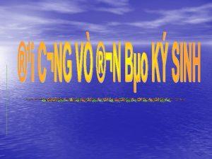 MC TIU 1 Trnh by c khi nim