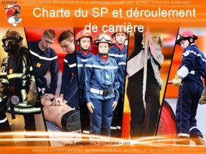Charte du SP et droulement de carrire ADMJSP