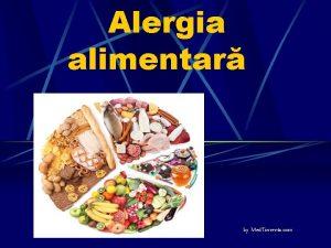 Alergia alimentar by Med Torrents com Alergia alimentar