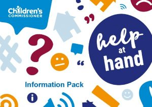 Information Pack About Help at Hand The Childrens