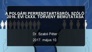 A POLGRI PERRENDTARTSRL SZL 2016 VI CXXX TRVNY