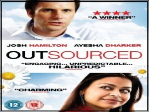 Storyboard film Culture Clash Outsourced India Different between