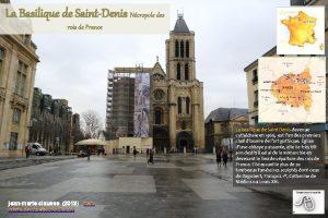 La Basilique de SaintDenis Ncropole des rois de