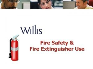 EXTINGUISHER Fire Safety Fire Extinguisher Use Fire Safety