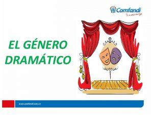 EL GNERO DRAMTICO VIDEO https www youtube comwatch