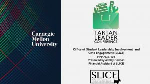 Office of Student Leadership Involvement and Civic Engagement