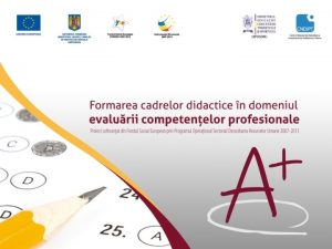 Formarea cadrelor didactice n domeniul evalurii competenelor profesionale