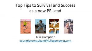 Top Tips to Survival and Success as a