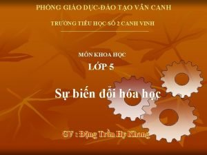 PHNG GIO DCO TO V N CANH TRNG