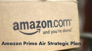 Amazon Prime Air Strategic Plan What is Amazon