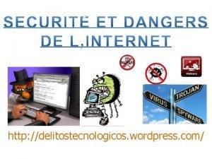 http delitostecnologicos wordpress com 1 TABLE DE MATIRES