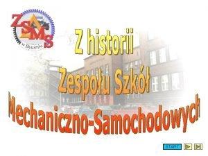 START Sztandar Szkoy Organizator i pierwszy dyrektor Szkoy