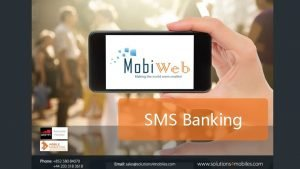 SMS Banking TABLE OF CONTENTS The Mobile World