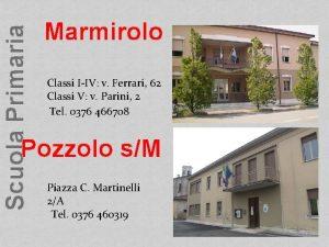 Scuola Primaria Marmirolo Classi IIV v Ferrari 62