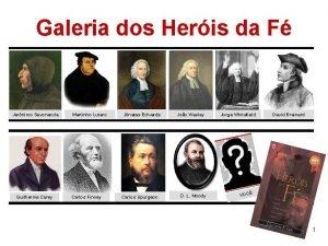 Galeria dos Heris da F Jernimo Savonarola Guilherme