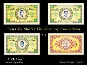 Tin Giy Nh V Tin Kim Loi Cochina